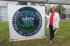 Green Tech Verte installée