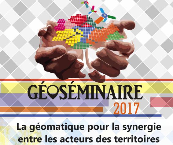 Géoséminaire SILAT 2017 : la géomatique en trait d'union