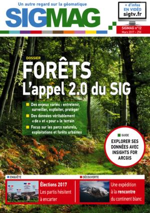 Quand le SIG sert moins en politique qu'en forêt...