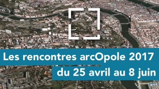 Nouvelles rencontres arcOpole en 2017