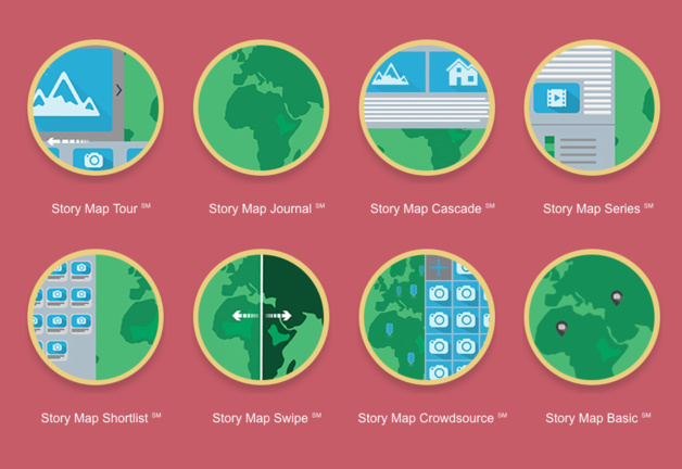 Story Maps Contest