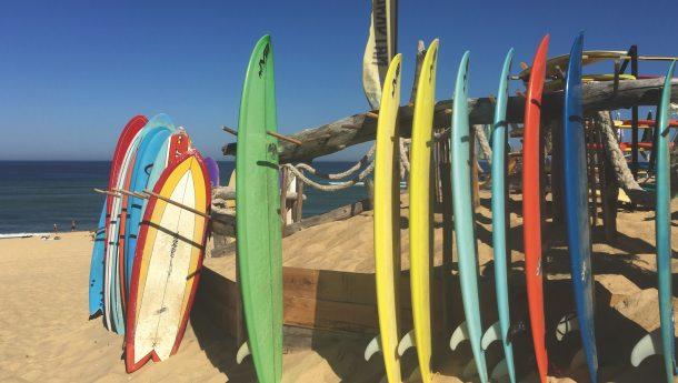 Envie de surfer ?