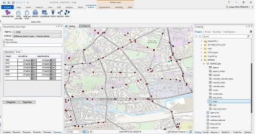 Optimisez vos analyses de mobilité avec MobiAnalyst Online 1.7 et MobiGTFS