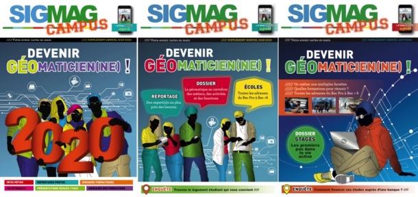 GRATUIT : lisez la version numérique de SIGMAG Campus, édition 2017/2018
