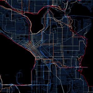 Projet Stava Metro déployé par le département des transports de Seattle