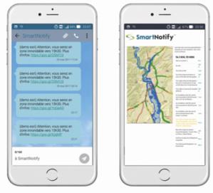 SmartNotify, le lanceur d'alertes