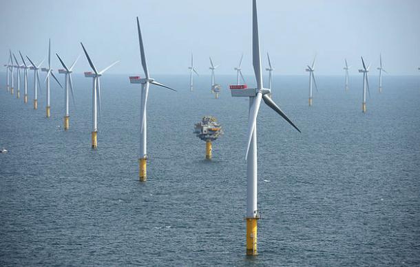 Les premiers parcs éoliens en mer verront enfin le jour, à partir de 2020