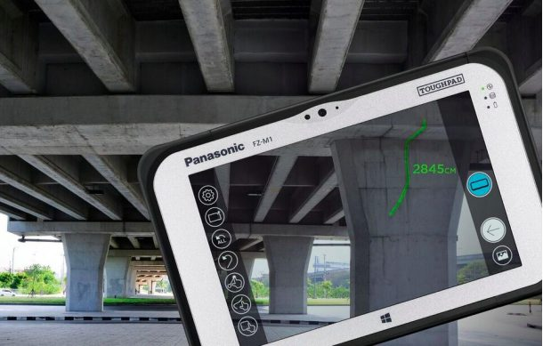 Tablette 3D Panasonic FZ-M1