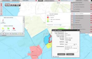 Portail de suivi des épandages développé par Naomis pour Sede environnement (Veolia)