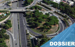 Cerema : l'Aigle 3D veille sur notre réseau routier