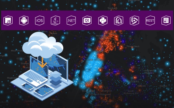 Esri lance codethemap.fr et un programme gratuit pour les développeurs