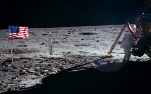On a marché sur la lune...