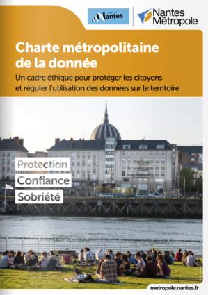 Nantes : une charte pour les données métropolitaines