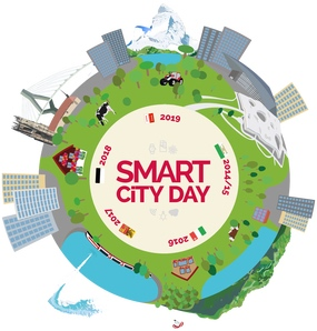 Smart City Day 2019 : La géoinformation est importante pour une Smart City ?
