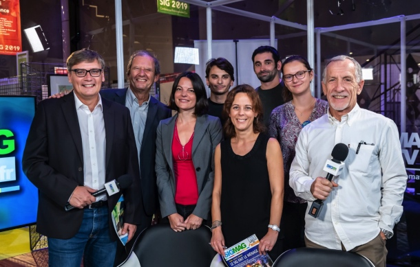 #SIG2019 : 2987 participants à la conférence francophone Esri, édition 2019