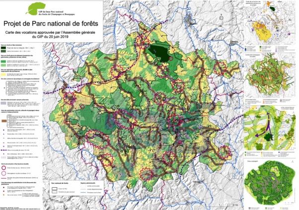 Naissance du 11e parc national français, en Champagne Bourgogne