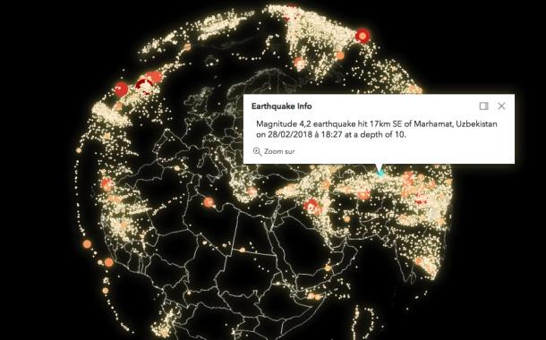 Globe sismique