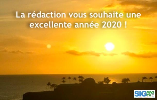 Une année 2020, à écrire ensemble