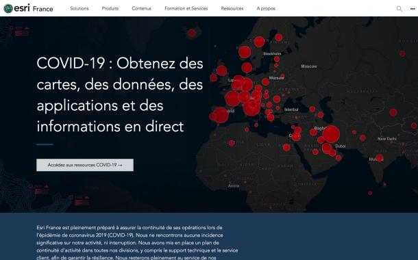Hub Covid 19 francophone