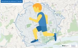 Déconfinement à 100 km : découvrez vos nouvelles limites de déplacement