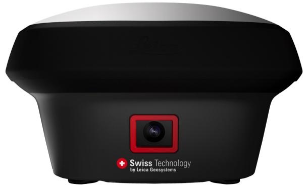Mobile GNSS RTK polyvalent Leica GS18 I, l'œil du géomètre