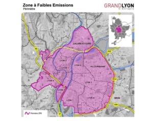 Qualité de l'air : 7 nouvelles métropoles deviennent zones à faibles émissions (ZFE)