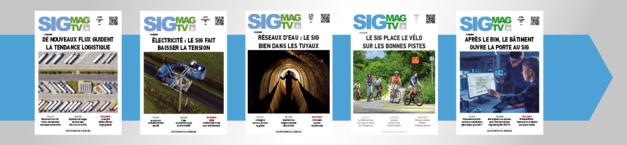Contactez la rédaction de SIGMAG & SIGTV