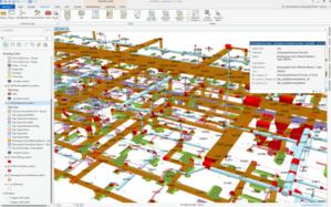 Exemple d'intégration de modèle BIM dans ArcGIS Pro
