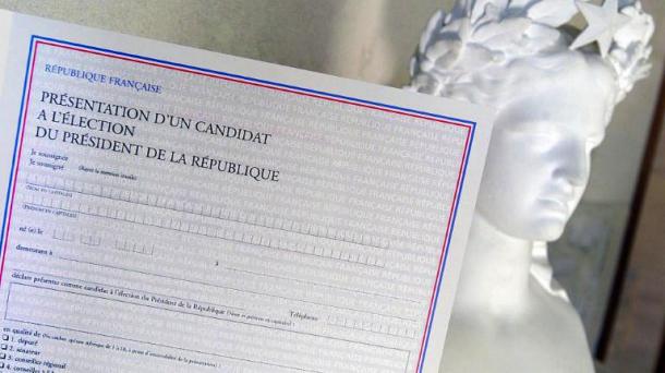 Carte interactive Présidentielles 2017 : quel candidat a parrainé votre maire ?