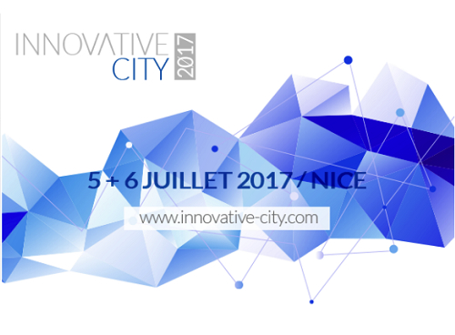 Innovative City 2017 : placez le SIG au cœur des Smart Territoires