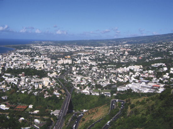 Saint-Denis de la Réunion : le SIG intense !