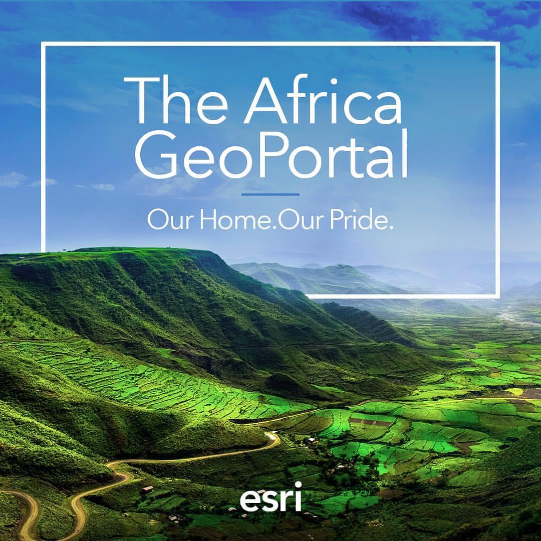 Un GéoPortail pour l'Afrique