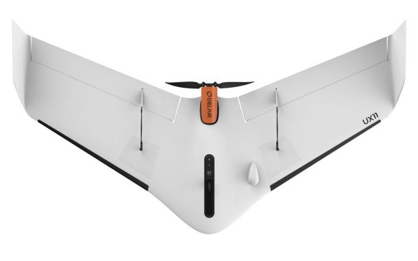 Drone Delair UX11