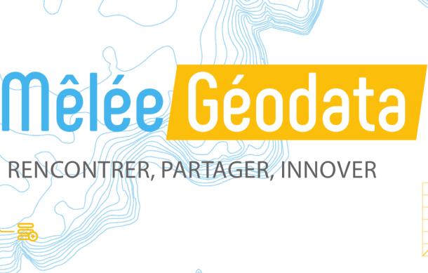 Mélée Géodata 2018 : une journée pour voir plus clair sur l'avenir des données
