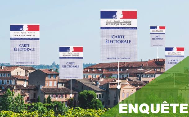 Élections : les paris hésitent à encarter