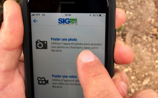 L'application SIGMAG & SIGTV.FR est disponible !