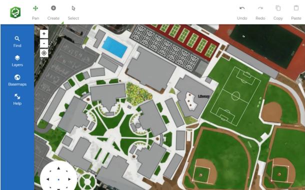 Esri annonce la bêta de Community Maps Editor