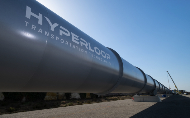 Toulouse : l'hyperloop à l'essai
