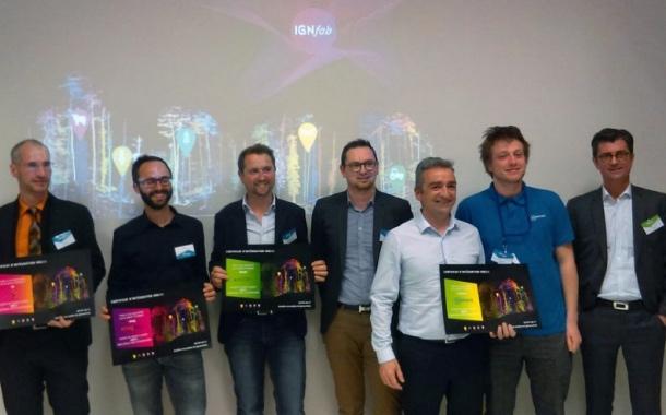 5 start-up accélèrent leurs projets avec IGNfab