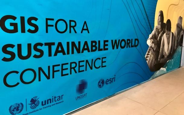 GIS4SW 2019 - Rencontre avec Ravi Shankar santhana gopala krishnan (World health organization)
