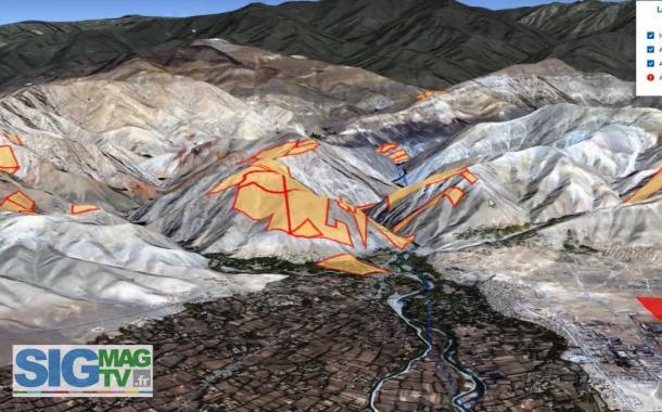 GICHD : L'information géographique indispensable à l'action contre les mines