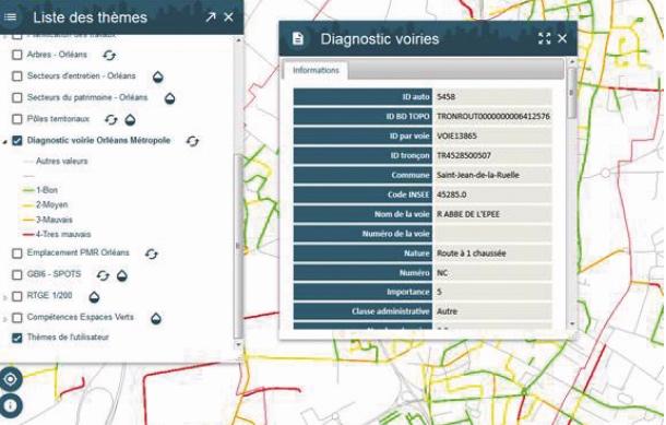 Orléans Métropole : Immergis diagnostique