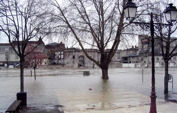 Où sont les Français (potentiellement) épargnés par les risques climatiques ?
