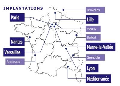 Université Gustave Eiffel: un pôle d'excellence inédit est créé pour inventer les villes et les territoires de demain