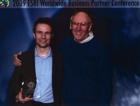 Cornerstone Partner d'Esri, Topomat s'active sur ArcGIS Pro et ArcGIS Indoors