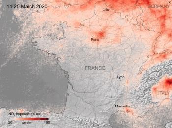 La France confinée respire à son tour, enfin presque