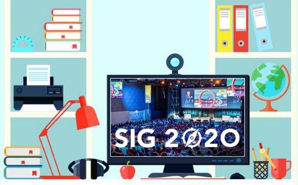 La conférence SIG2020 remplacée par un événement en ligne