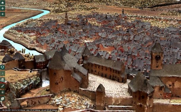 Namur en 3D