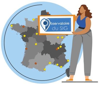 SDIS : le SIG en appui décisionnel et opérationnel, Observatoire du SIG, BIM & SIG, ArcGIS Field Maps... Découvrez le sommaire du nouveau SIGMAG