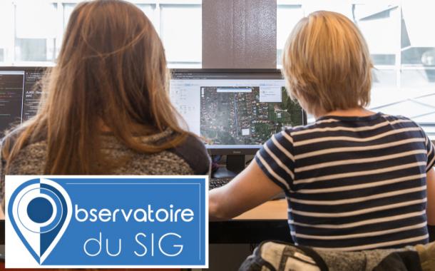 Observatoire du SIG : vision, connaissance et pratique universitaire de la géomatique et des SIG